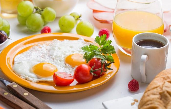 kahvaltı menüsü göbek yağı için çok önemli