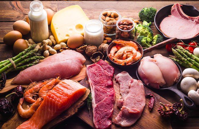 akdeniz diyetinde proteinin rolü